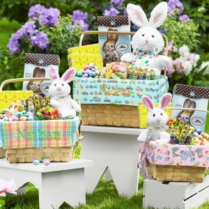 Personal Creations All-In-One Easter Basket